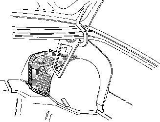 Passage de roue - VAN WEZEL - 3760297