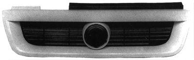 Grille de radiateur - VAN WEZEL - 3764510