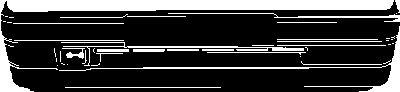 Pare-chocs - VWA - 88VWA3774572