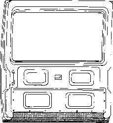 Panneau latéral - VAN WEZEL - 5363274