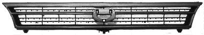 Grille de radiateur - VAN WEZEL - 5385510