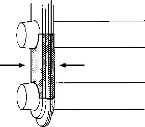 Corps de l'essieu - VAN WEZEL - 5801399