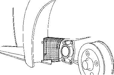 Passage de roue - VAN WEZEL - 5801470