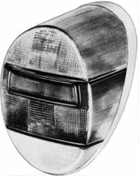 Feu arrière - VAN WEZEL - 5801923