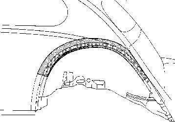 Panneau latéral - VAN WEZEL - 5801.44