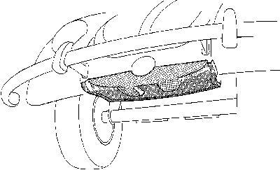 Auge de roue de secours - VAN WEZEL - 5801.67