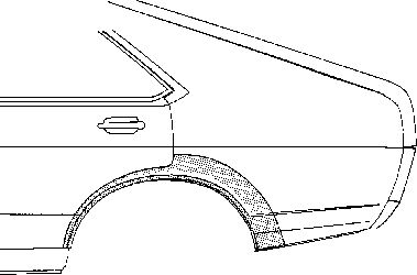 Panneau latéral - VAN WEZEL - 5807148