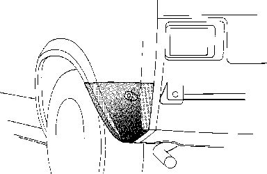 Panneau latéral - VWA - 88VWA5808133