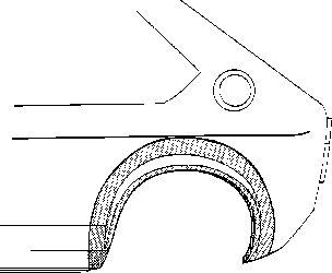 Panneau latéral - VAN WEZEL - 5808145