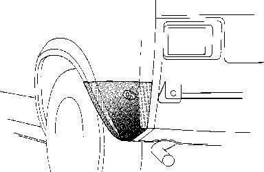 Panneau latéral - VWA - 88VWA5810133
