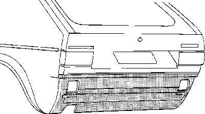 Panneau arrière - VAN WEZEL - 5810.35