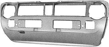 Revêtement avant - VAN WEZEL - 5811668