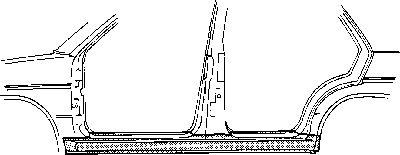 Marche-pied - VAN WEZEL - 5812104