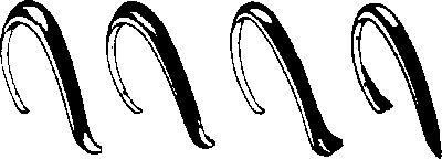 Kit d'élargissement, aile - VAN WEZEL - 5812500