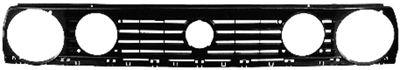 Grille de radiateur - VAN WEZEL - 5813514
