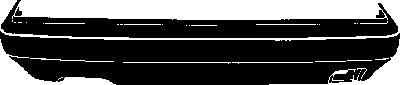 Pare-chocs - VAN WEZEL - 5813542