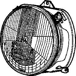 Bloc-optique, projecteur principal - VAN WEZEL - 5820949