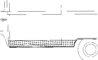 Panneau latéral - VAN WEZEL - 5851109