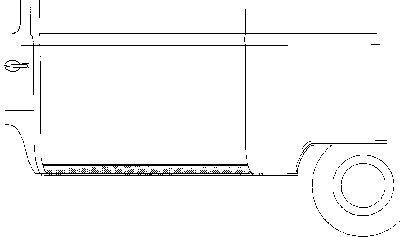 Panneau latéral - VAN WEZEL - 5851.01