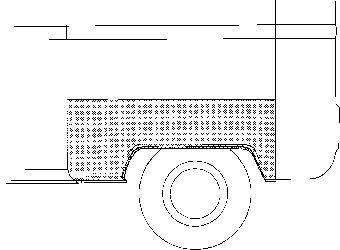 Panneau latéral - VAN WEZEL - 5851.45