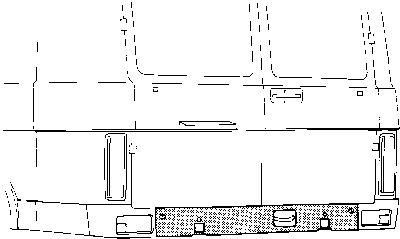 Panneau arrière - VAN WEZEL - 5858136