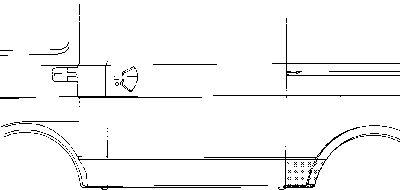 Panneau latéral - VAN WEZEL - 5858142