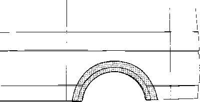 Panneau latéral - VAN WEZEL - 5858145