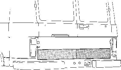 Porte arrière - VAN WEZEL - 5858149