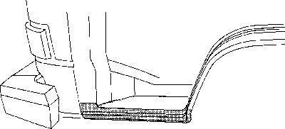 Marche-pied - VAN WEZEL - 5870102