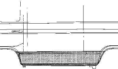 Panneau latéral - VAN WEZEL - 5870109