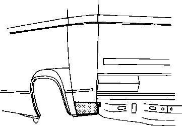 Panneau latéral - VAN WEZEL - 5870133