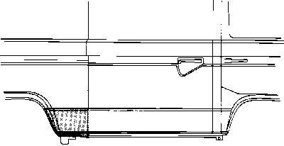 Panneau latéral - VAN WEZEL - 5870141