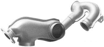 Canalisation, échangeur de chaleur - VAN WEZEL - 5870727