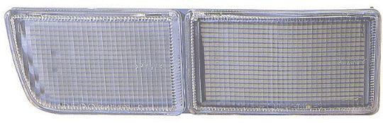 Enjoliveur, projecteur antibrouillard - VAN WEZEL - 5880910