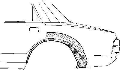Panneau latéral - VAN WEZEL - 5905147