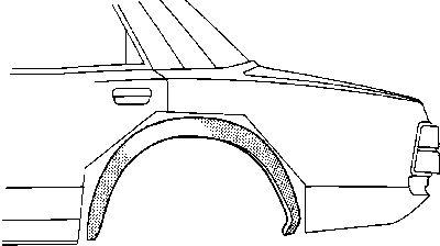 Passage de roue - VAN WEZEL - 5903447