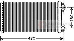 Système de chauffage - VAN WEZEL - 64006030