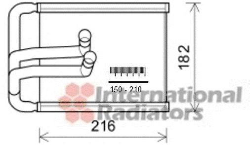 Système de chauffage - VAN WEZEL - 82006254