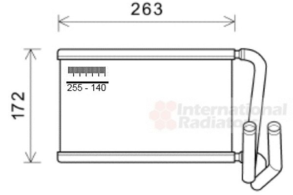 Système de chauffage - VAN WEZEL - 83006169
