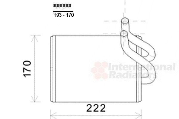 Système de chauffage - VAN WEZEL - 83006170