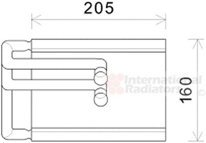 Système de chauffage - VAN WEZEL - 83006202