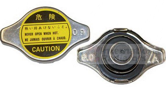 Bouchon de radiateur - VAN WEZEL - 99000012