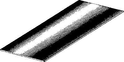 Plaque de tôle - VWA - 88VWA9902109