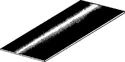Plaque de tôle - VAN WEZEL - 9901125