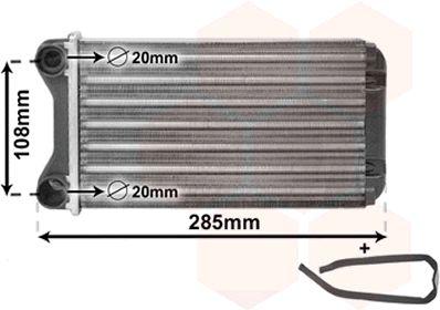 Système de chauffage - VWA - 88VWA03006223