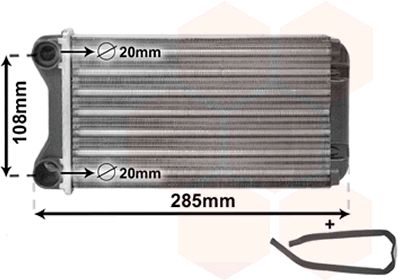 Système de chauffage - VAN WEZEL - 03006223