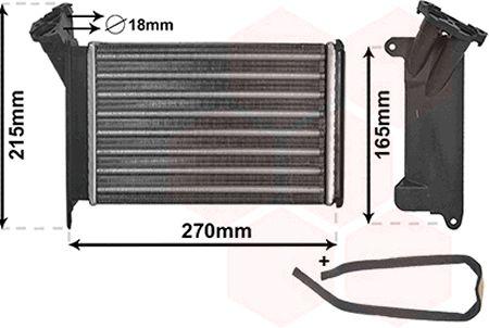 Système de chauffage - VAN WEZEL - 06006005