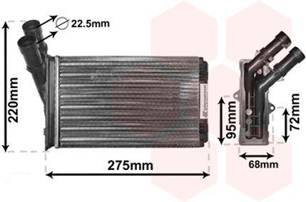 Système de chauffage - VAN WEZEL - 09006055