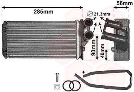 Système de chauffage - VWA - 88VWA09006239
