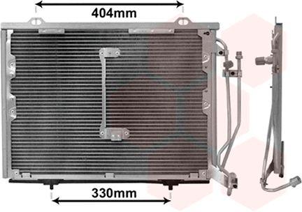 Condenseur, climatisation - VWA - 88VWA30005245